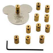 Locking Pin Backs