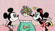 Mickey minnie dog biscuits