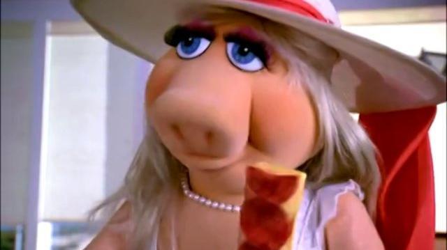 Pizza Hut Muppets
