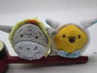 Pooh and Eeyore Easter Tsum Tsum Mini