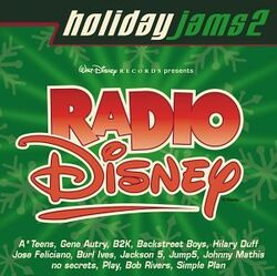 Radio disney holiday jams 2