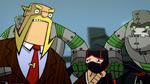 Raiders of the Lost Nomicon - McFist and Ninja