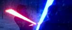 Ren and Rey Duel