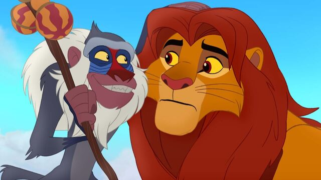File:Simba and Rafiki Lion Guard.jpg