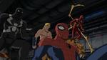 Spider-Man Ka-Zar Iron Spider Agent Venom Zabu USMWW 1