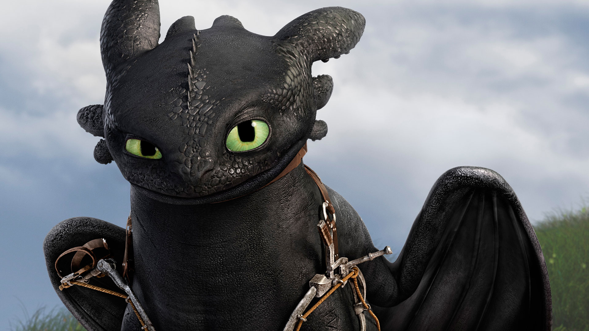 Toothless How To Train Your Dragon 2 Wallpaper 1920x10801