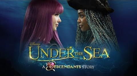 Under the Sea A Descendants Short Story