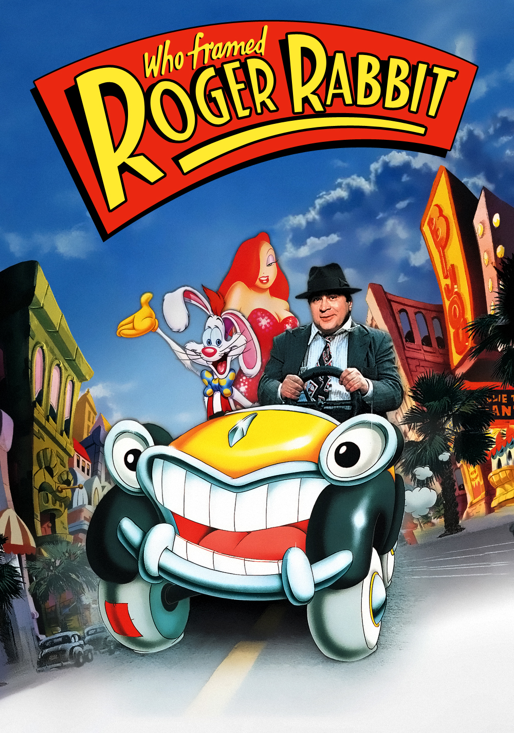 Atractivo Que Enmarca Nes Roger Rabbit Imágenes - Ideas de Arte ...
