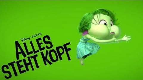 ALLES STEHT KOPF – Montags-Fieber - Ab 01.10.2015 im Kino – Disney HD