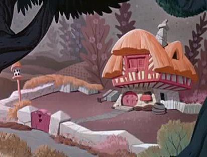 La casa del conejo blanco disney wiki fandom powered - Casa conejo ...