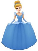 Cenicienta DisneyMagicalWorld