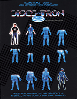 Discs of Tron Flyer
