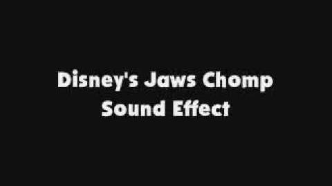 Disney's Jaws Chomp SFX