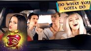 Do What You Gotta Do CARscendants 🚘 Descendants 3