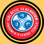 Galactic Federation Prisoner Teleport Center