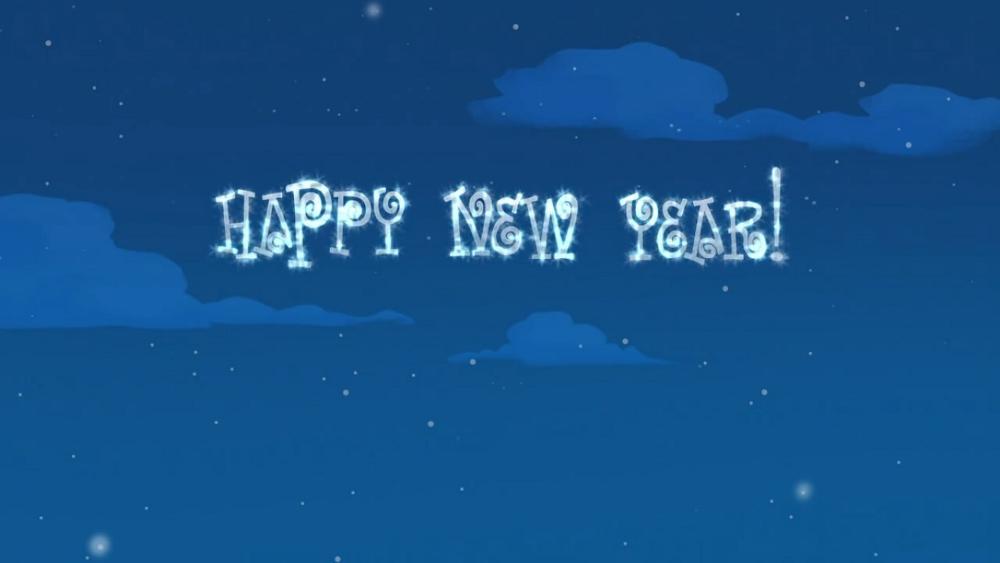 happy new year title cardjpg