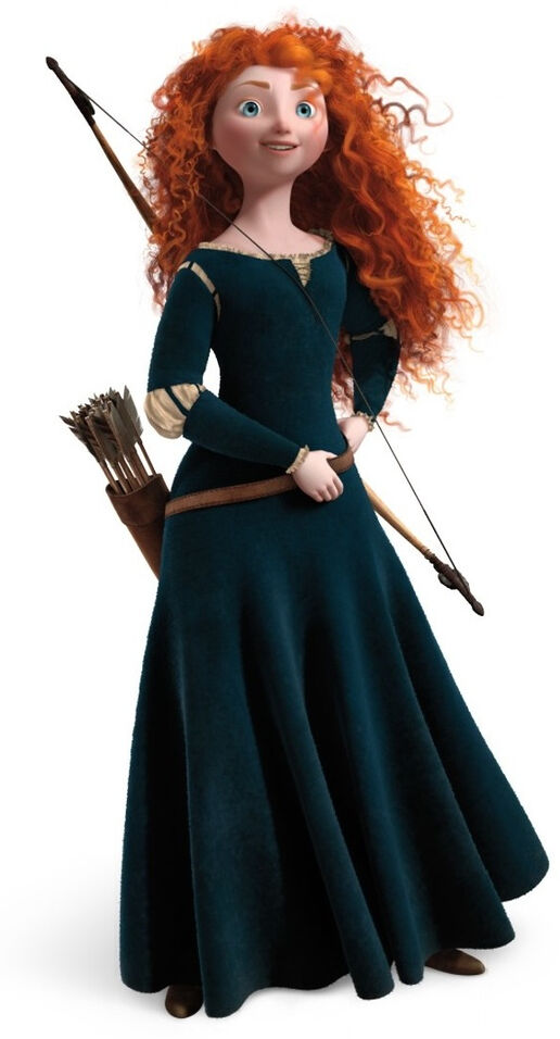 Merida Disney Wiki Fandom Powered By Wikia