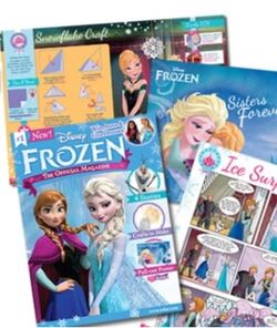 Official Frozen magazine