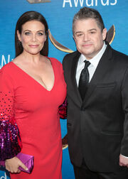 Patton Oswalt Meredith Sallinger Writers Guild