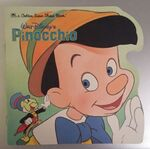 Pinocchio golden super shape