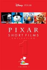 Pixar Short Films Collection, Volume 1