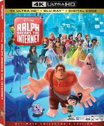 Ralph Breaks the Internet 4K
