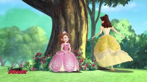 Sofia The First - The Amulet And The Anthem - Song ft Belle