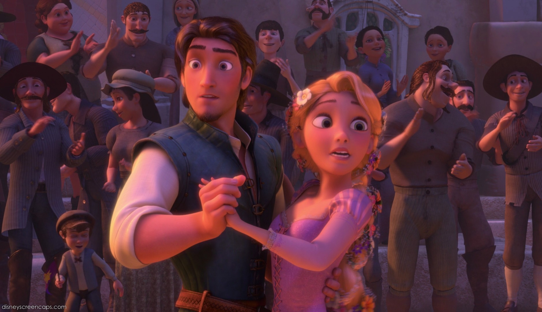 Image - Tangled-screencaps-flynn-and-rapunzel-20559981-1876-1080.jpg ... for Tangled Wallpaper Rapunzel And Flynn  150ifm