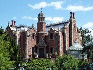 Tokyo Disneyland's Haunted Mansion