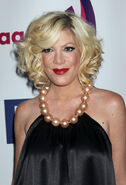 Tori Spelling 22nd GLAAD Media Awards