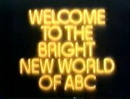 Welcome To The Bright New World Of ABC (1975)