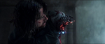 Winter Soldier destroyed cybernetic arm