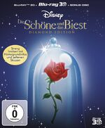 Beauty and the Beast Germany Collector's Edition 3D Blu-Ray