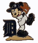 Detroit Tigers Mickey