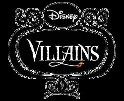 Disney Villains alt logo