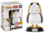 Flocked Porg POP