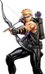 Hawkeye AA Render