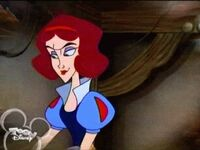 Hercules The Animated Series cassi
