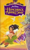 HunchbackOfNotreDame MasterpieceCollection VHS