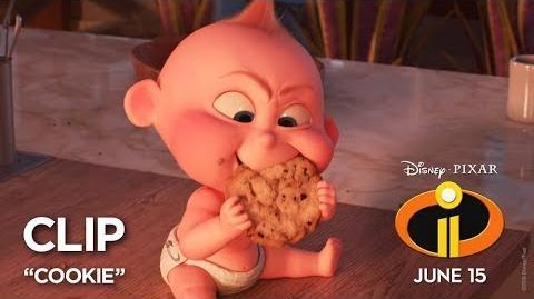 "Incredibles 2 Clip - ""Cookie"""