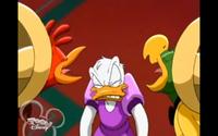 José Carioca - Angry Donald Duck