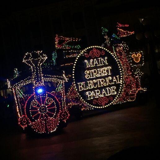 Main Street Electrical Parade   Disney Wiki   FANDOM powered by Wikia