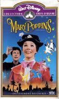 Mary Poppins 1997 French Canadian VHS