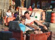 Mater's Junkyard Jamboree 01