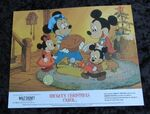 Mickeys christmas carol lobby card uk