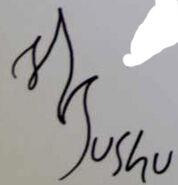 Mushuautograph