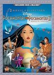 Pocahontas DVD and Blu-ray