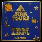 Star Tours IBM (Pre Opening - Orange)