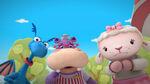 Stuffy, hallie and lambie2