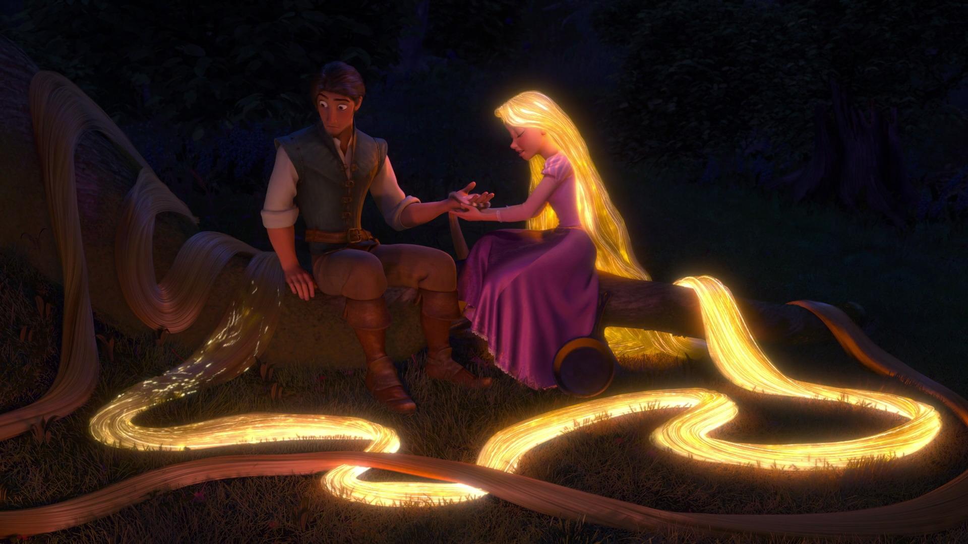 Rapunzels Magic Hair